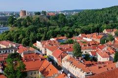 Vieille ville de Vilnius Photographie stock
