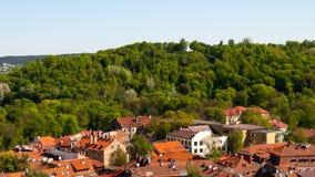 Vieille ville de Vilnius photographie stock libre de droits