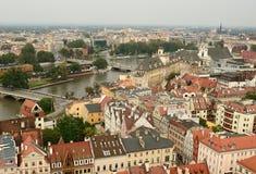 Vieille ville de Wroclaw image libre de droits