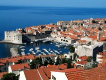 Vieille ville Dubrovnik Photos stock