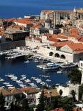 Vieille ville Dubrovnik Photo libre de droits