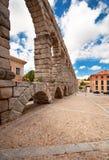 Vieille ville en Espagne Image libre de droits