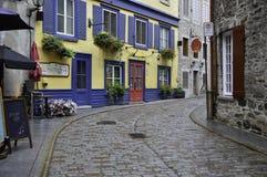 Vieille ville historique Photo libre de droits