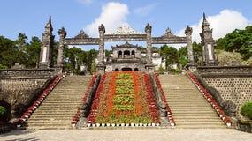 Vieille ville impériale Hue photo stock