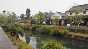 Vieille ville Japon de Kurashiki Photographie stock libre de droits