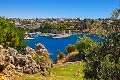 Vieille ville Kaleici à Antalya Turquie photo stock