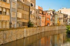 Vieille ville Orihuela, Alicante Photo stock