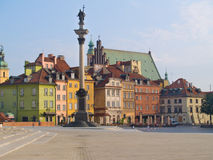 Vieille ville, Varsovie Photo libre de droits