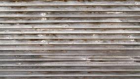 Vieille voie de garage en bois de planche de conseil Photographie stock libre de droits
