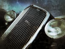Vieille voiture Photographie stock