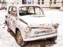 Vieille voiture Image libre de droits
