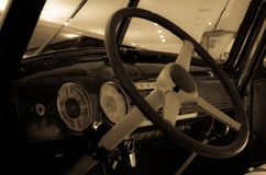 Vieille voiture américaine fraîche Image libre de droits