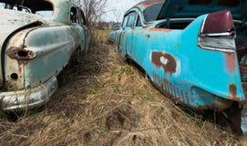 Vieille voiture ancienne de classique de vintage image libre de droits