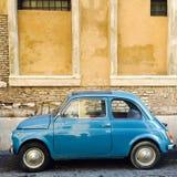 Vieille voiture avec l'âme Photo libre de droits