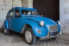 Vieille voiture Citroen Images libres de droits