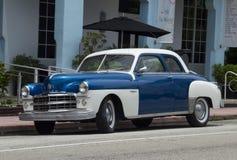 Vieille voiture classique image libre de droits