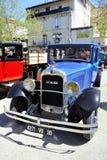 Vieille voiture de Citroen des années 1920 Photographie stock