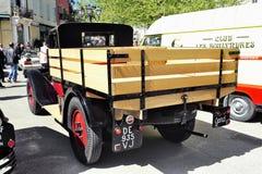 vieille voiture de citroen des ann es 1920 image stock ditorial image du m tal bleu 53850979. Black Bedroom Furniture Sets. Home Design Ideas