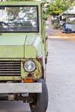 Vieille voiture rouillée Images libres de droits