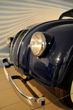 Vieille voiture tchèque Images libres de droits