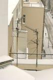 Vieilles antennes Photographie stock libre de droits