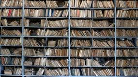 Vieilles archives images libres de droits
