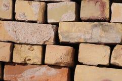 Vieilles briques Photo libre de droits