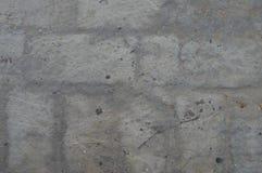 Vieilles briques de plancher Images libres de droits