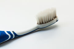 vieilles brosses à dents Photo libre de droits