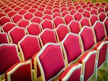 Vieilles chaises Photographie stock
