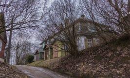 Vieilles Chambres de Vilnius II Photo stock