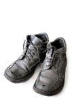 Vieilles chaussures Image libre de droits