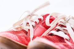 Vieilles chaussures Photo stock