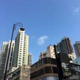 Vieilles constructions Photos libres de droits