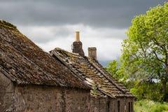 Vieilles constructions de ferme Photos libres de droits