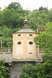 Vieilles coutumes par le pont de nes de ¡ de MÃ à Prague Images stock