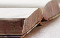 Vieilles encyclopédies Images libres de droits