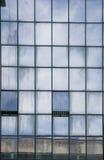 Vieilles fenêtres rouillées Photographie stock libre de droits