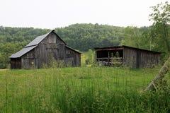 Vieilles granges image libre de droits