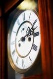 Vieilles horloges Photos libres de droits