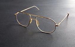 Vieilles lunettes Photographie stock libre de droits