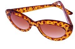 Vieilles lunettes de soleil Image libre de droits