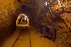 Vieilles mines Image libre de droits