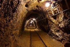 Vieilles mines Photos libres de droits
