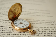 Vieilles montres Image libre de droits