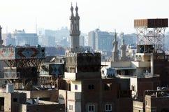 Vieilles mosquées au Caire photos stock
