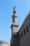 Vieilles mosquées au Caire photo stock