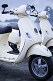 Vieilles motos de mode Images libres de droits