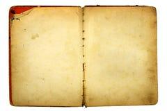 vieilles pièces de livre Photographie stock libre de droits