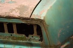 Vieilles pièces de véhicule Photos stock